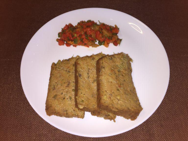 Pasztet z selera i batata